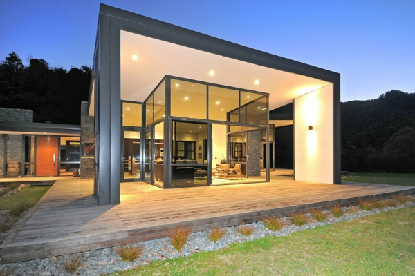 Modern Prefab Home Design Plans