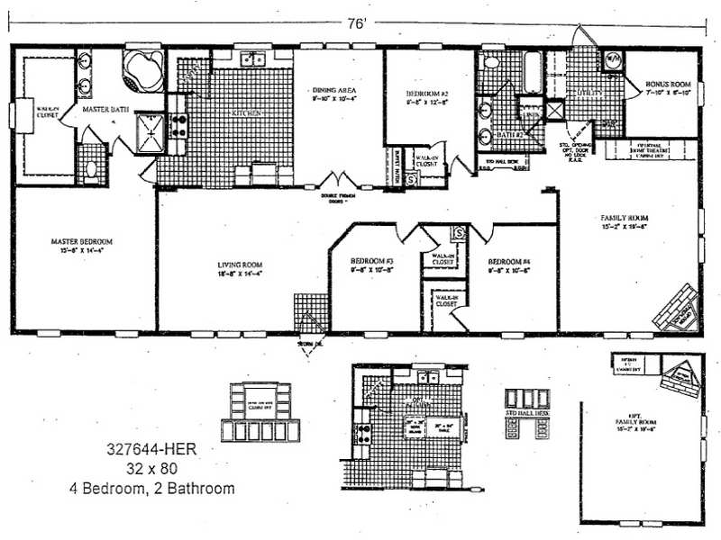24 x 48 double wide homes floor plans : Modern Modular Home  Clayton Double Wide Home Floor Plans on clayton homes single wide mobile homes, clayton home floor plans house, clayton mobile homes floor plans, clayton double wide homes decorations,