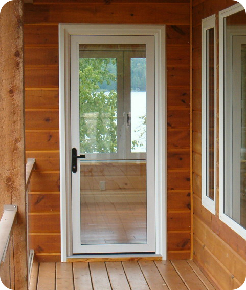 Mobile Home Replacement Doors Exterior: Mobile Home Doors With Built In Blinds : Modern Modular Home