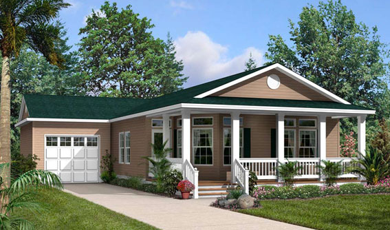 What options are best for manufactured home on fl